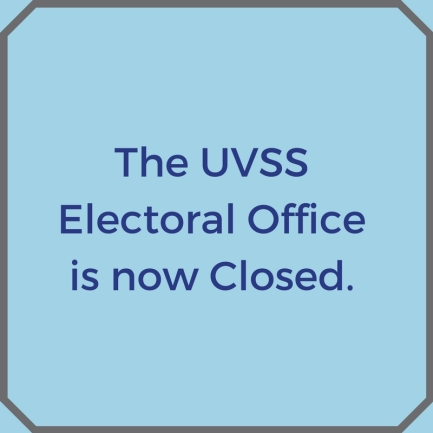 The Elections Office is now Closed. (2)